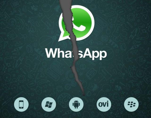 WhatsApp cae y Telegram consigue 1,8 millones de nuevos usuarios