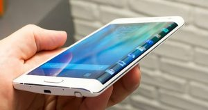 Samsung Galaxy Note 5 y el doble bisel curvo