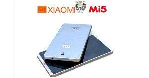 Asi es el nuevo teléfono Xiaomi Mi5