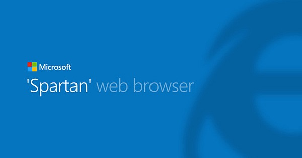 Spartan, El Nuevo Navegador de Windows 10