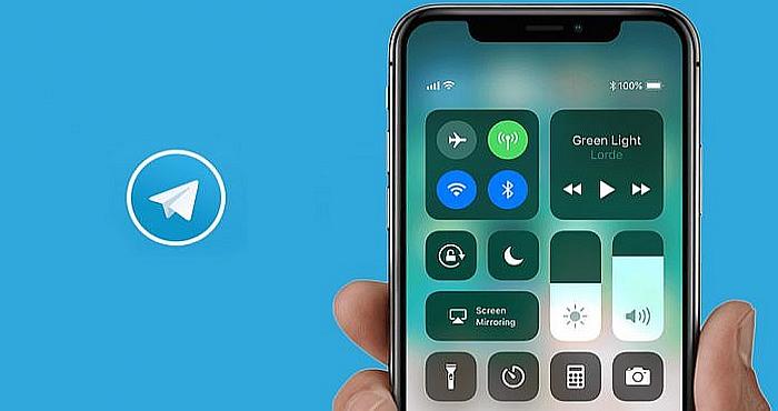 Telegram messenger lanza una nueva versión 4.5 para descargar