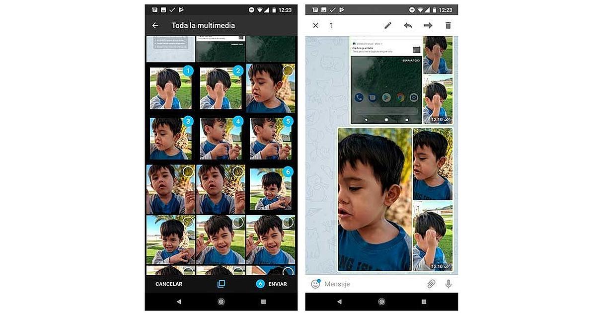 Truco Telegram: Ahorra datos redimensionando las imágenes automáticamente 2